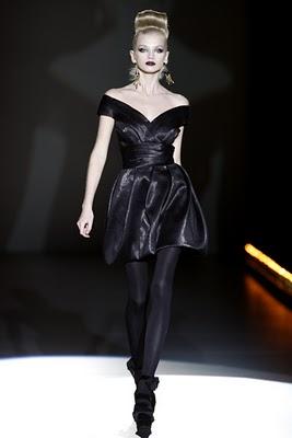 546399dd1 Hannibal Laguna otoño invierno 2011/2012: Vestidos sofisticados e ...