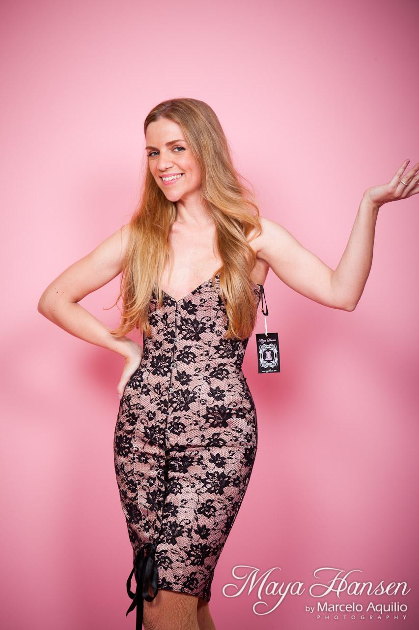Lo prometido es deuda: mi foto con un vestido de Maya Hansen – La ...