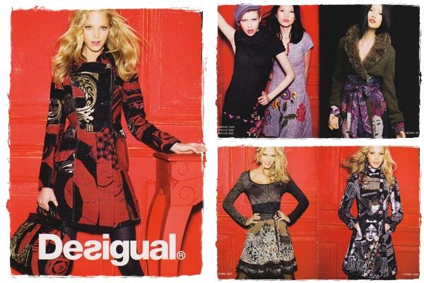 Desigual otoño invierno 2011 2012  ¡Catálogo completo! – La Bruja ... e4b243f60a71