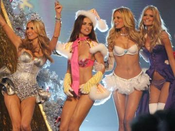 Victoria's Secret Jingle Bells 2011