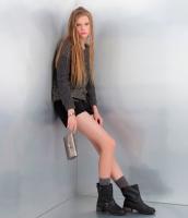 Bershka lookbook diciembre 2011