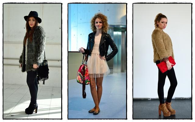 Street Style Mercedes-Benz Fashion Week Madrid