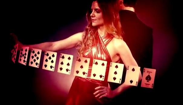 Collette Velarde female magician