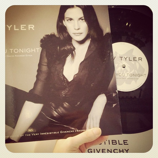 Liv Tyler Rocks Givenchy
