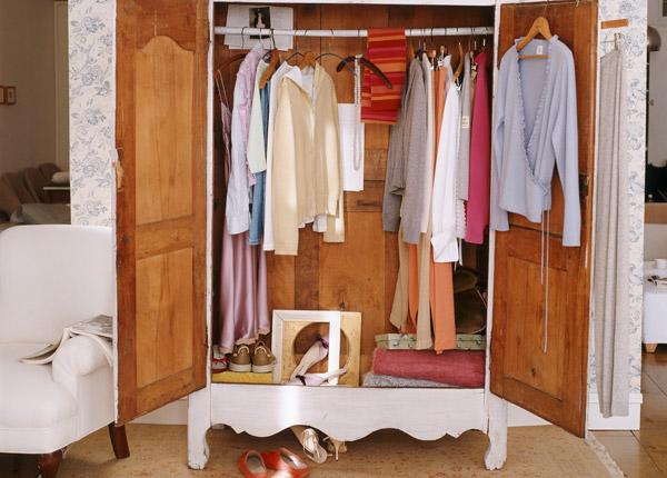 5 cosas que hacer con esa ropa que ya no te pones