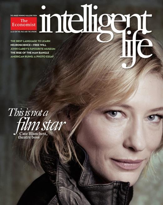 Cate Blanchett sin photoshop