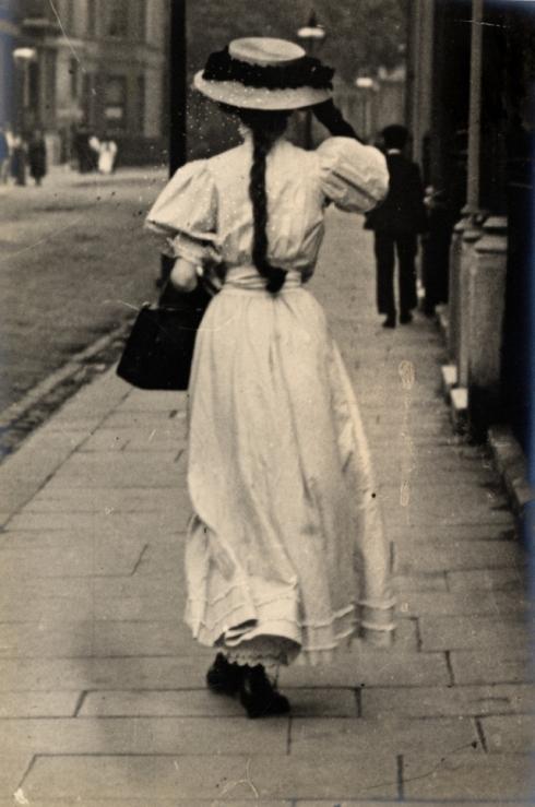 Edward Linley Sambourne Street Style