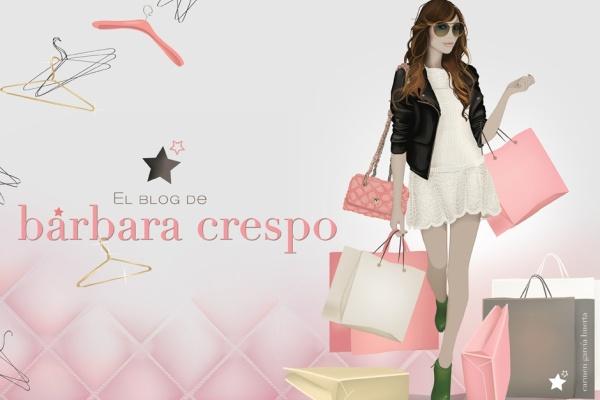 Concurso personal shopper con Bárbara Crespo