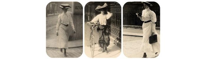 Más de 100 años de street style (fotos)