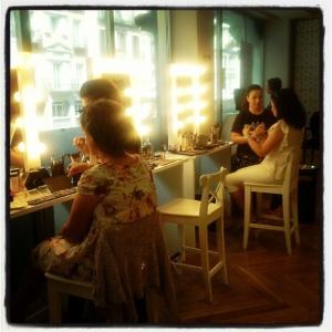 Sesiones de maquillaje gratis