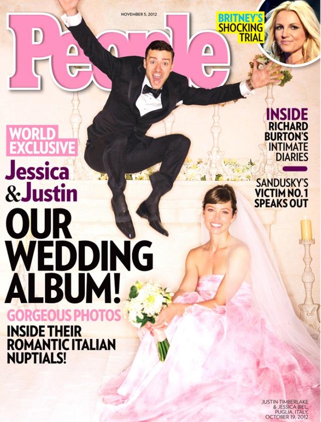 Boda Justin Timberlake Jessica Biel