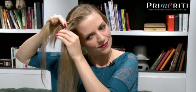 Videoblog belleza peinados fáciles con trenzas