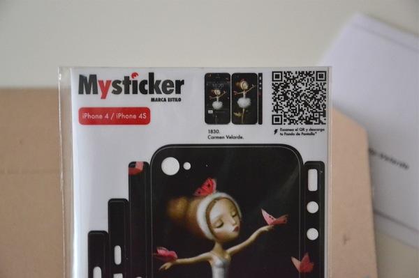 MySticker codigo QR