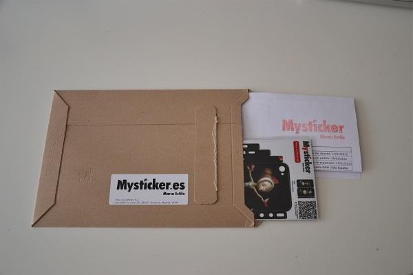 MySticker contenido