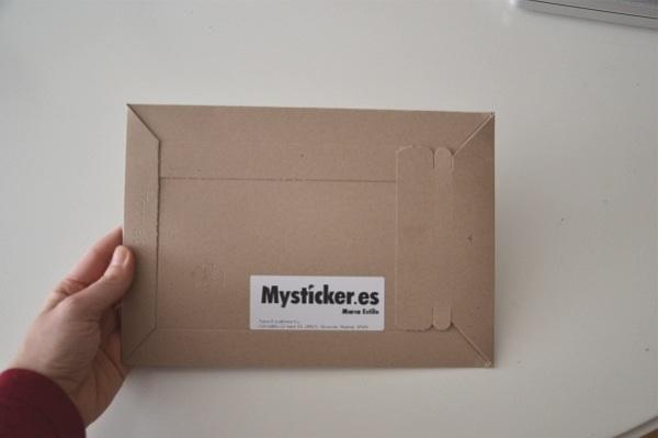 MySticker embalaje