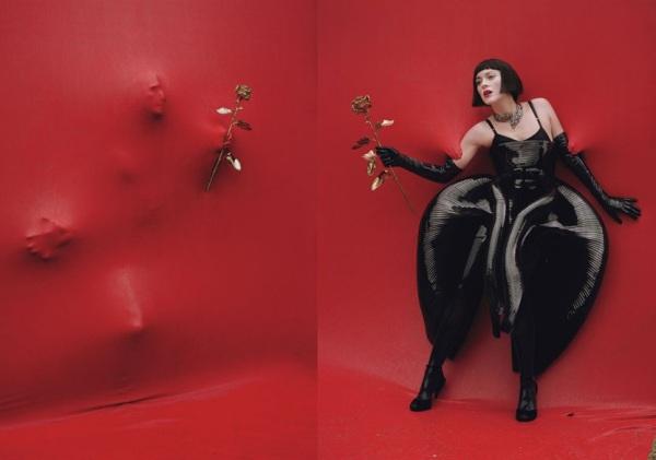 Marion Cotillard W Magazine
