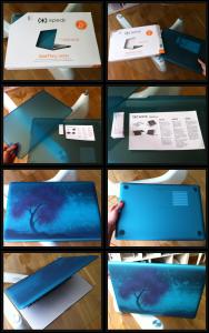Review carcasa para MacBook Pro de Mytrendyphone