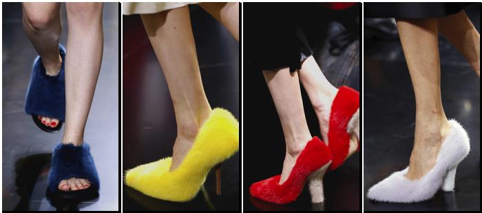 Zapatos Celine primavera verano 2013