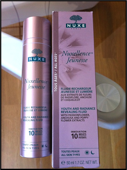 Review Nuxellence Jeunesse