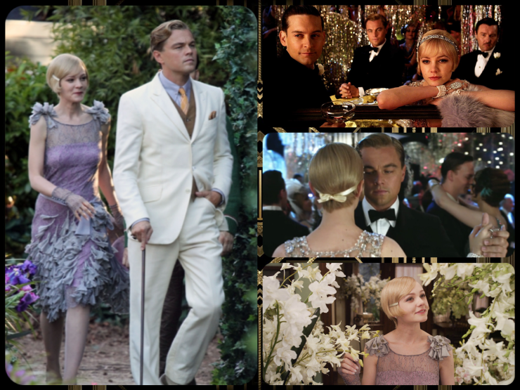 Collage El gran Gatsby 1