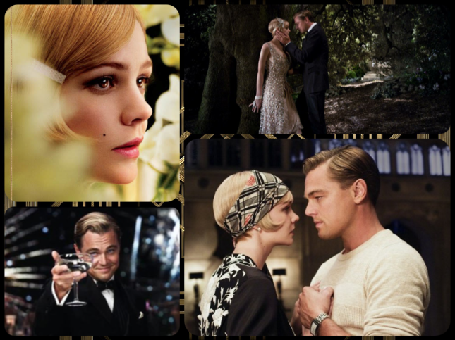 Collage El gran Gatsby 2