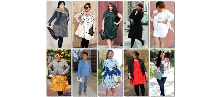 Curvy fashion bloggers