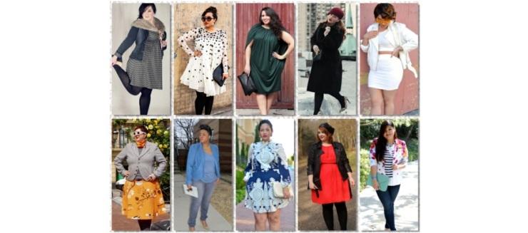 Curvy fashion bloggers