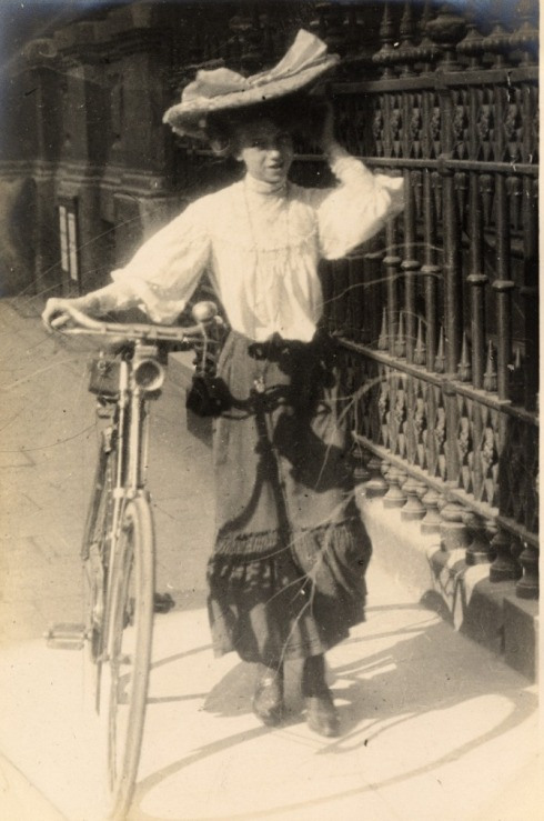 Street Style vintage - bicicleta