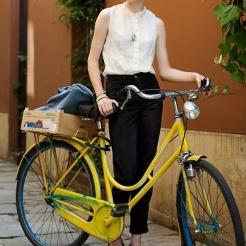 Verano 2013 - Montar en bici con estilo 01