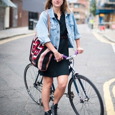 Verano 2013 - Montar en bici con estilo 07