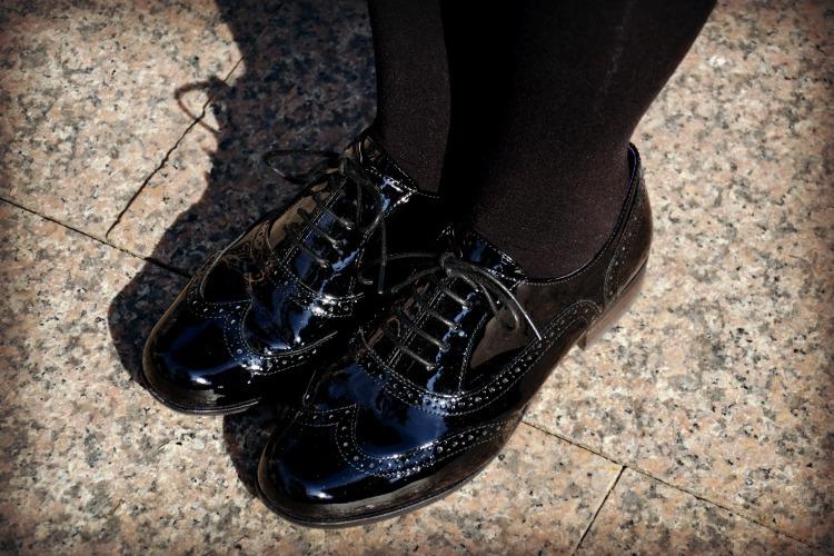 Zapatos oxford de Clarks