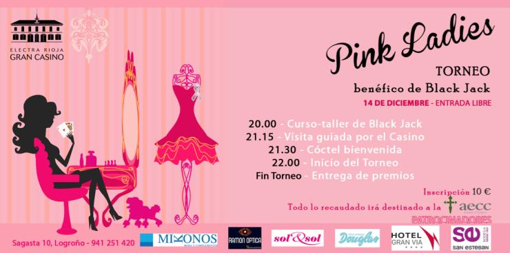 Black Jack Pink Ladies Logroño 2013