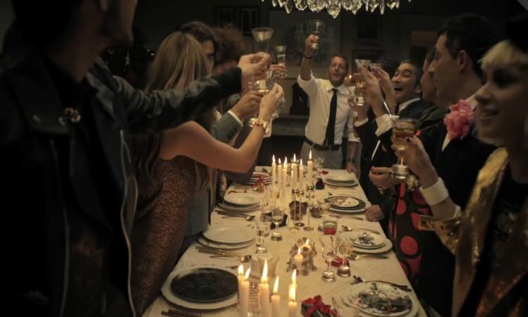 Yoox dinner party