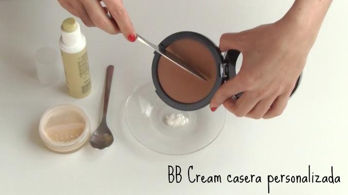 BB Cream casera personalizada