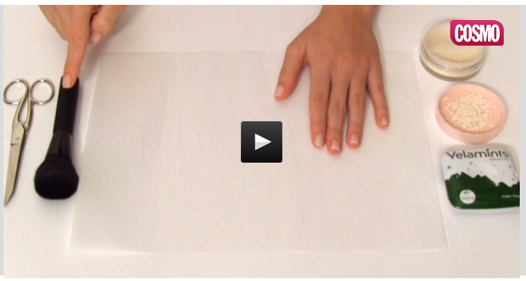 Ir al vídeo de toallitas matificantes