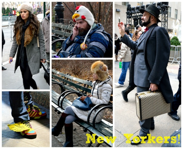 Street style new yorkers portada