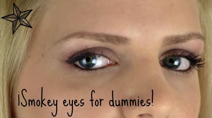 Videoblog smokey eyes for dummies