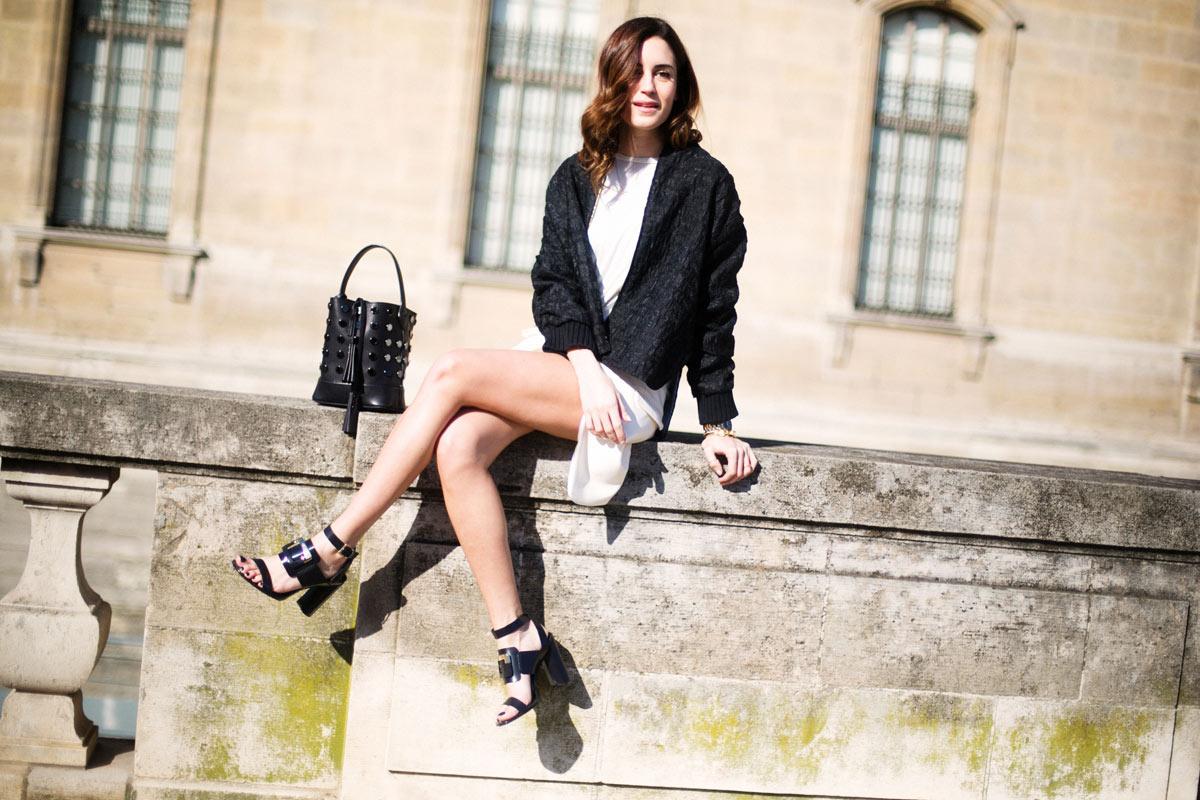 Resultado de imagen para 'street style' de París verano