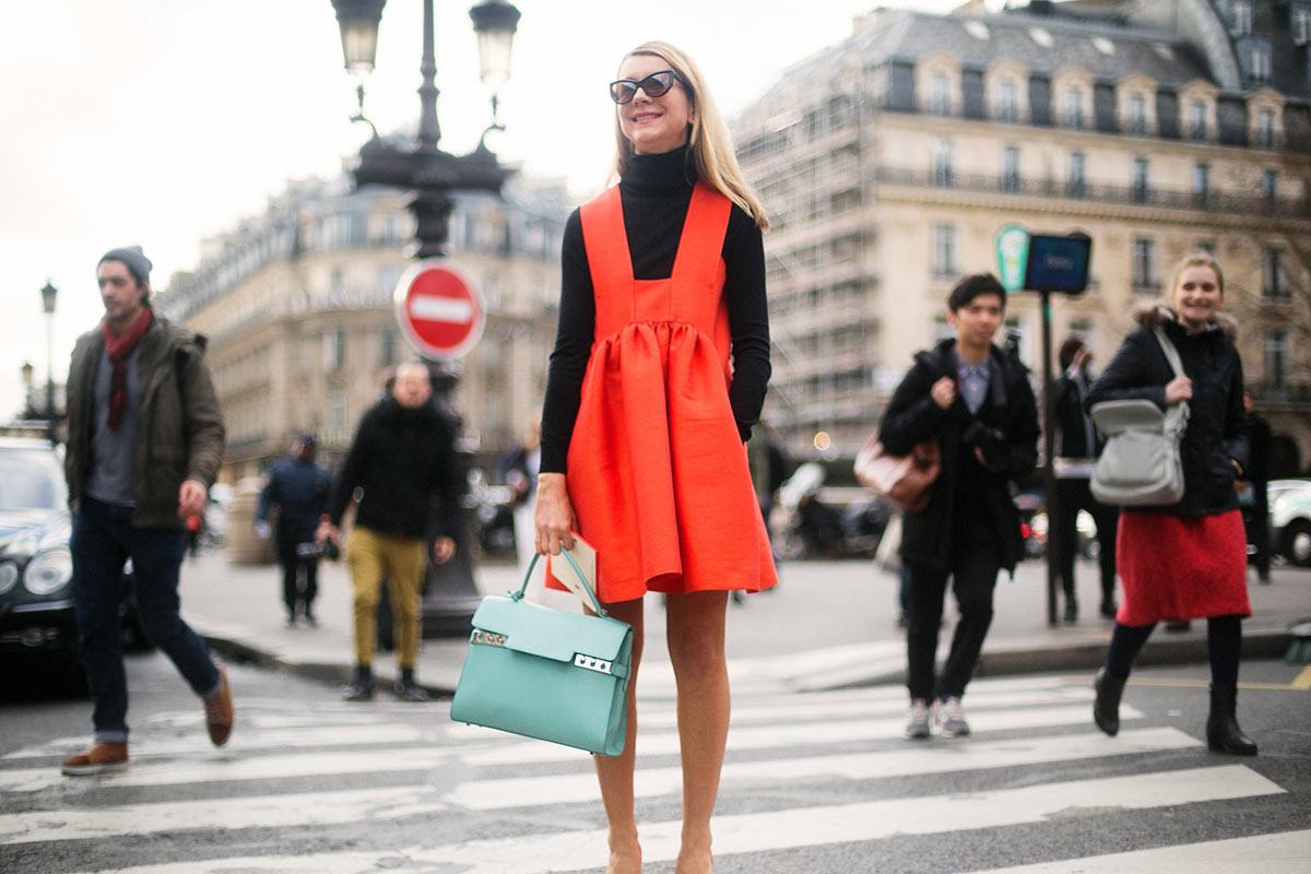 Street Style Paris Fashion Week 2014 16 Blog De Moda Y Videoblog De Belleza La Bruja Con