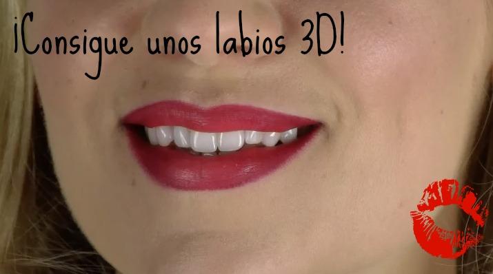 Trucos de maquillaje para conseguir unos labios gruesos