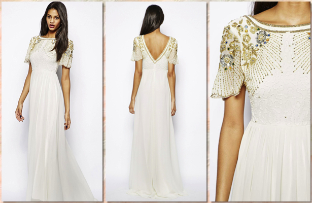 5d0918c858 Vestidos de boda vintage baratos – Vestidos largos