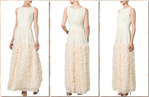 Vestidos largos de novia baratos