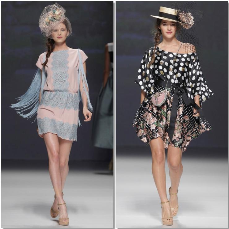 Matilde Cano vestidos de fiesta 2015