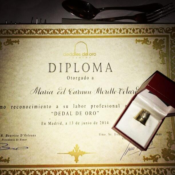Premio Dedal de Oro