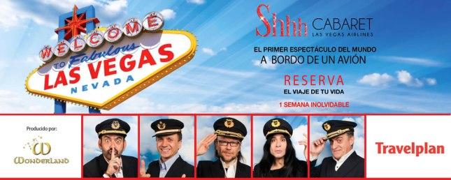 Shhh Cabaret Las Vegas