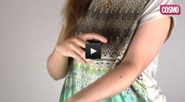 Ver el vídeo sobre perfumes en Cosmopolitan TV