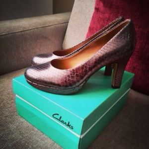 Zapatos de Clarks