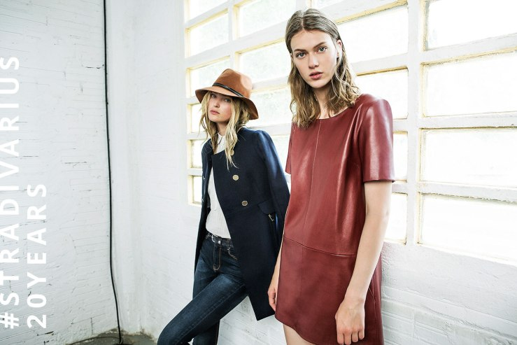Stradivarius autumn 2014
