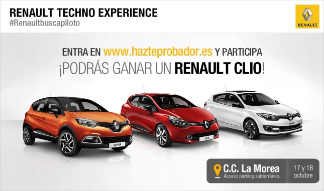 Renault Clio Techno Experience