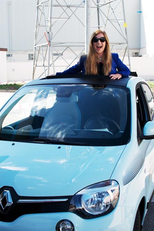 Probando el nuevo Renault Twingo